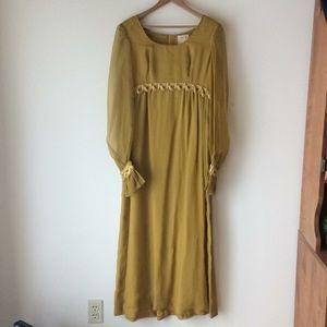 Vintage 70's Maxi Gown